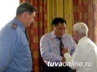 Ветеран отпраздновал день рождения в правительстве