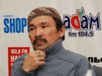 National khoomeizhi Kaigal-ool Khovalyg celebrates his jubileum