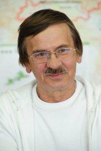 60-летний юбилей отметил ведущий театральный художник Тувы Валерий Шульга
