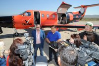 Kyzyl-Krasnoyarsk flights now run daily and are more comfortable
