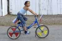 В Туве открылась первая детско-юношеская автошкола