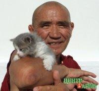 Три имени Камбы-Ламы Тувы