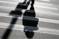 В Туве водитель на скорости cбил насмерть четырех пешеходов на переходе