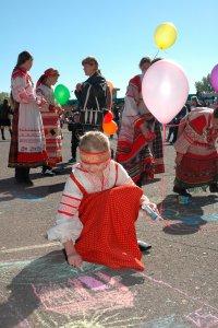 Столица Тувы отметила День Города