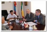 Достигнута договоренность по транзиту электроэнергии на КПП Тэс (Монголия)