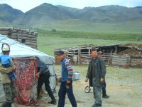 A resident of Khakassia rode a horse to Tuva to learn the secrets of the horse herders