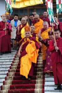 В Туве прошла церемония интронизации шестого Камбы-ламы республики