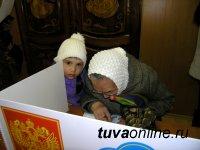 В Туве явка избирателей на 15 часов составила 39 процентов