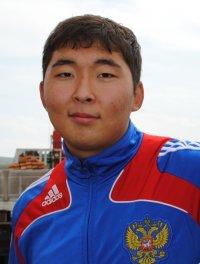 Буян Сонам - чемпион Саратовской области по самбо