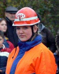 Юные пожарные школы № 5 - лучшие в Кызыле