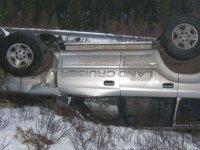 На трассе Ак-Довурак-Абакан в Хакасии погиб житель Тувы