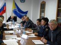 В парламенте Тувы прошел Круглый стол по вопросам общественной безопасности