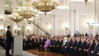 Шолбан Кара-оол: «Акценты Послания Президента актуальны для республики»