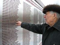 До конца юбилейного Года победы на мемориале в Туве появятся еще 360 имен солдат-победителей