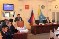 Верховный Хурал Тувы утвердил назначение вице-премьеров