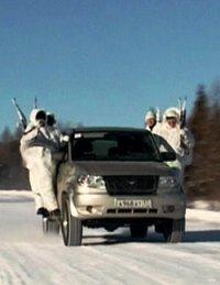 Бойцы спецподразделений МВД Тувы провели полевой выход