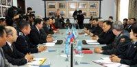 В Туве заключены договоры о партнерстве с Убсанурским аймаком Монголии