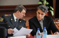 Нового сенатора от Тувы посвятили в проблемы местной милиции