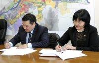 Минмолодежи Тувы подписало первое соглашение с муниципалитетом
