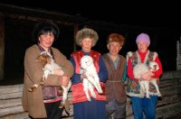 The unemployed will be helping herders during lambing season in Tuva