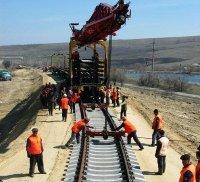 Инвестиции в строительство железной дороги в Туву в 2011г составят 20-25 млрд рублей - полпред Толоконский