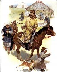 Богач Ажыкай - загадочная личность в истории Тувы