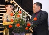 Первая частная газета Тувы отметила 20-летие Балом своих героев