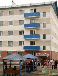 Приоритетом жилищного строительства в Туве определено «экономное» жилье