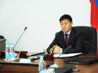 Первый вице-премьер правительства Тувы Шолбан-оол Иргит подал в отставку
