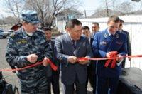 На западе Тувы открылся новый регистрационный пункт ГИБДД