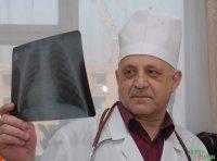 Тува: детский врач Александр Мезенцев