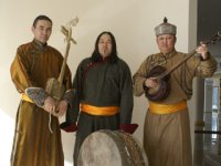 Kazan will listen to Tuvan throat-singing