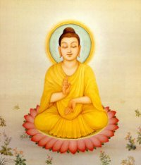 "The Day of Three Feats of Buddha Shakyamuni is ""vegetarian day"" in Tuva"