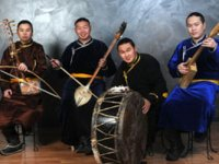 "Famous Tuvan group ""Alash"" was robbed in New Mexico"