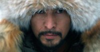 Tuvan actor is playing in a historical epic film