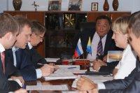 Вопросы электроснабжения Тувы региональные энергокомпании намерены решать сообща