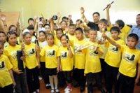 В ТУве подвели итоги первой детской творческой лаборатории