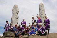 Омак Ооржак стал лауреатом международного фестиваля-конкурса этнической эстрады
