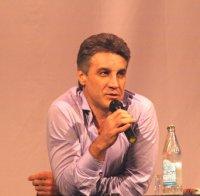 В  Туве Алексей Пиманов объявил конкурс на лучший сценарий фильма о Туве