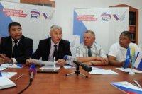 Кан-оол Даваа: Партия заинтересована в объективном, прозрачном проведении праймериз