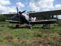 Airplane of a Krasnoyarsk company with poachers on board was arrested in Tuva