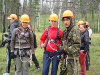 Бай-Тайгинцы оказались самыми активными на молодежном форуме в Туве