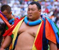 В Туве награждены победители 4-го международного фестиваля национальной борьбы кочевых народов мира