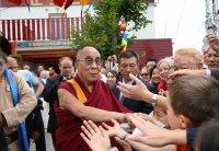 Владимир Жириновский высказался в поддержку визита Далай-Ламы в Россию