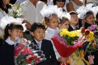В Туве количество первоклашек за год приросло на 7 процентов