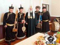 Патриарх Кирилл предложил создать в Туве буддийско-православный межрелигиозный совет