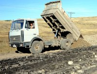 В Каа-Хемском районе Тувы провели «разбор полетов» по качеству ремонта автодорог