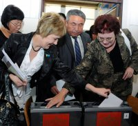Единороссы Тувы определились с делегатами на съезд Партии