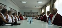 Полное собрание тантрических текстов монастыря Гьюдмед займет место в новом буддийском храме Тувы