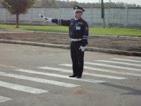 Тувинский автоинспектор четвертый в России по мастерству в регулировании дорожного движения